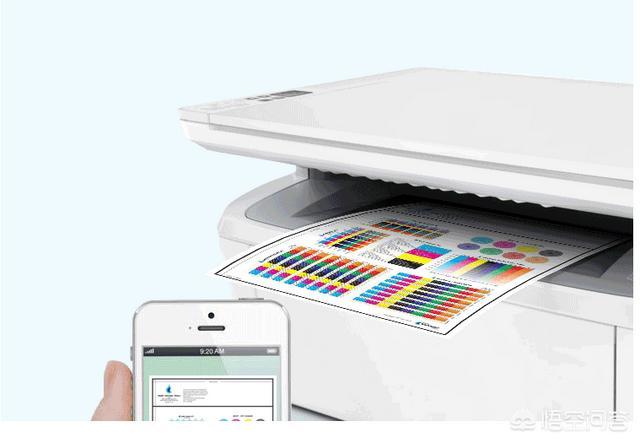 打印机无线连接方法,普通打印机如何变身无线打印?