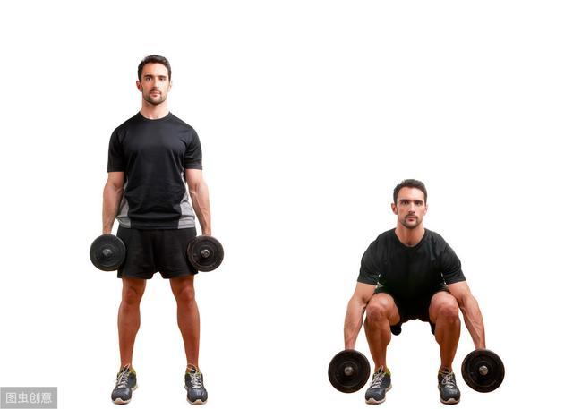 深蹲怎么做,深蹲好处多,再累也要坚持!新手如何进行深蹲训练?