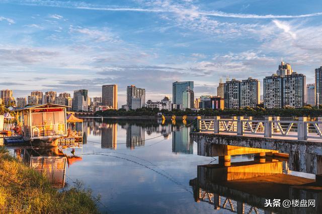 金华房产网,上涨1.2%,金华房价领涨全国,三线城市怎么还在涨?