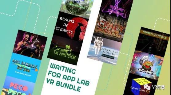 VR,独立VR游戏如何生存?捆绑包6天卖10W,集体营销是答案?