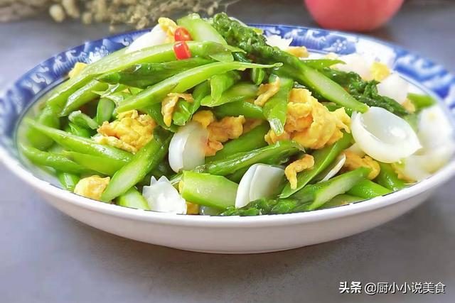 碱性蔬菜有哪些,惊蛰过后,饮食宜清淡,多吃这种碱性蔬菜,清香鲜嫩清口解腻