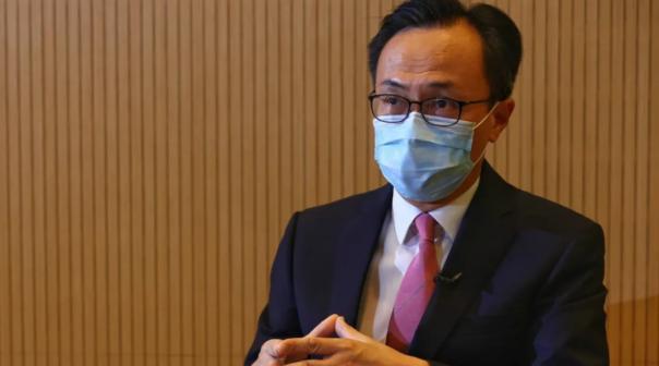 中国香港国家公务员管理局厅长聂德权:绝大多数朋友已签定申明