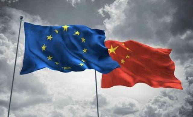 """中欧投资协定,欧盟被中国制裁震惊,高喊""""不可接受"""",暂停审议《中欧投资协议》"""