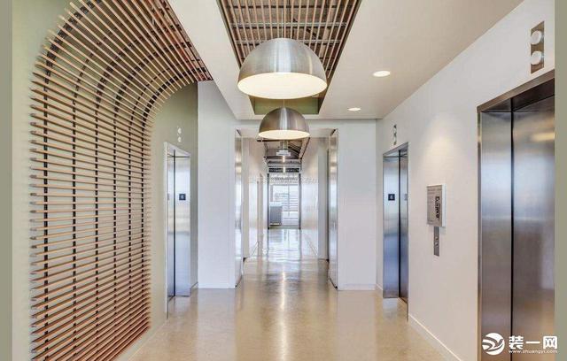 走廊吊顶装修效果图,过道吊顶造型哪种好看受欢迎?过道吊顶装修效果图