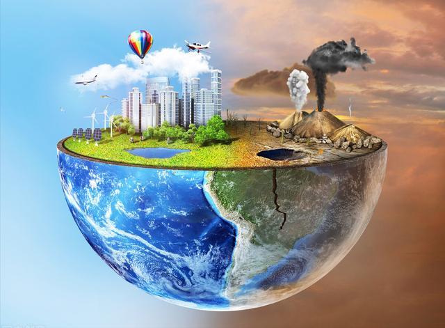地球图片,都2021年了,还有人以为地球是椭圆形。你呢?