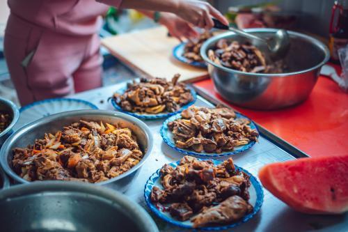 十堰美食,作为湖北十堰人,这6种十堰特产美食,你是否全见过?