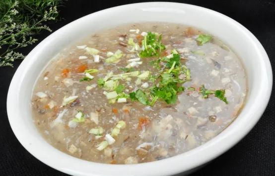 西湖牛肉羹的做法,西湖牛肉羹,南北皆宜的汤品