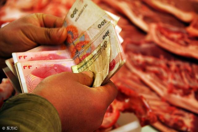 农贸市场的物价水平起伏,自始至终拖累着众多普通百姓比较敏感的