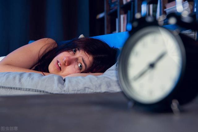 失眠是什么原因引起的,经常失眠太痛苦了?找准失眠的原因很重要