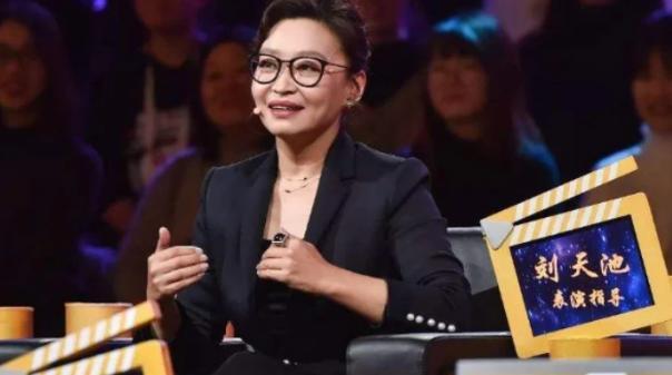 刘天池个人资料简介,刘天池回应杨颖演技争议,称修行在个人,她不知祖峰曾这样说她?