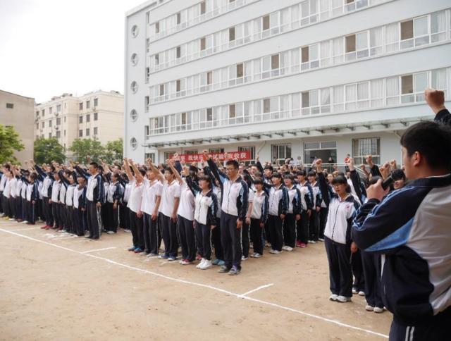"""高中学校排名,咸阳排名前三的高中,办学成绩优异,学生的""""造梦工厂"""""""