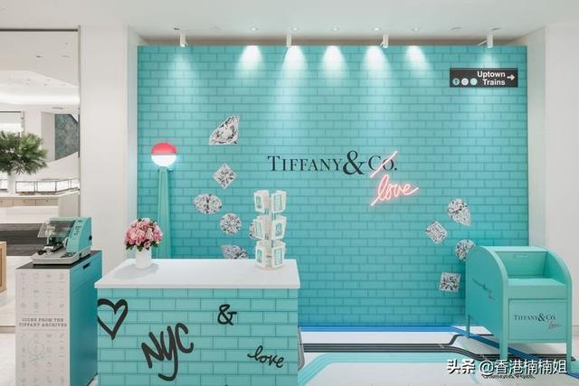 蒂芙尼最新情人节Tiffany T Colors系列饰物!包括戒指项链和耳环