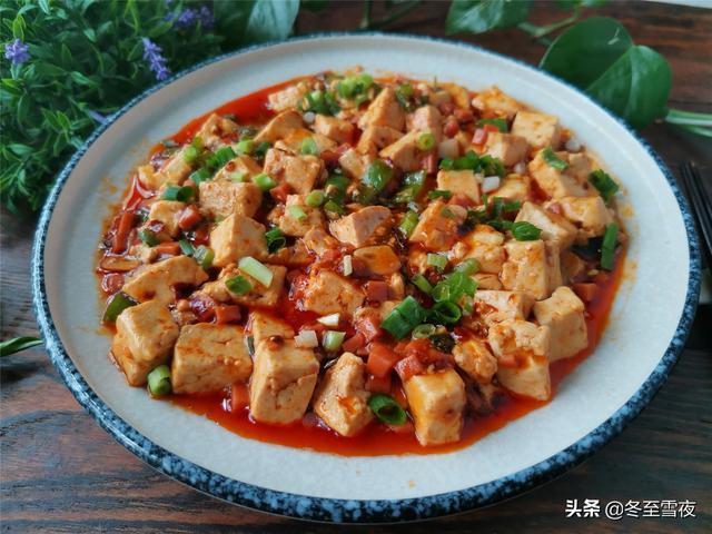 家常豆腐的做法,教你家常豆腐的做法,比麻辣豆腐简单,看着就香,入味下饭