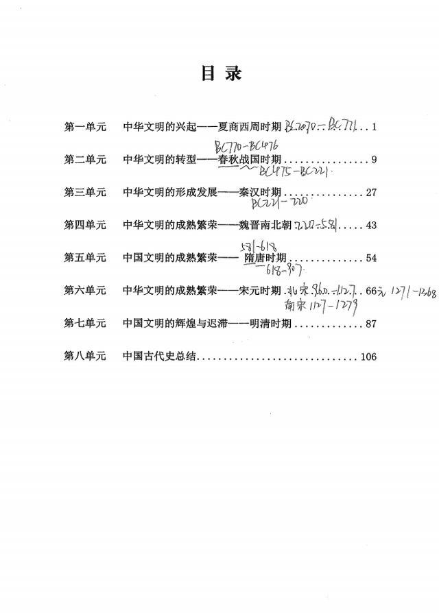 高中历史,超详细知识体系梳理(必修+选修),高考冲刺90+
