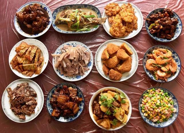 家乡美食,春节,各地家乡小吃大比拼在朋友圈火了,网友:看饿了,想家了