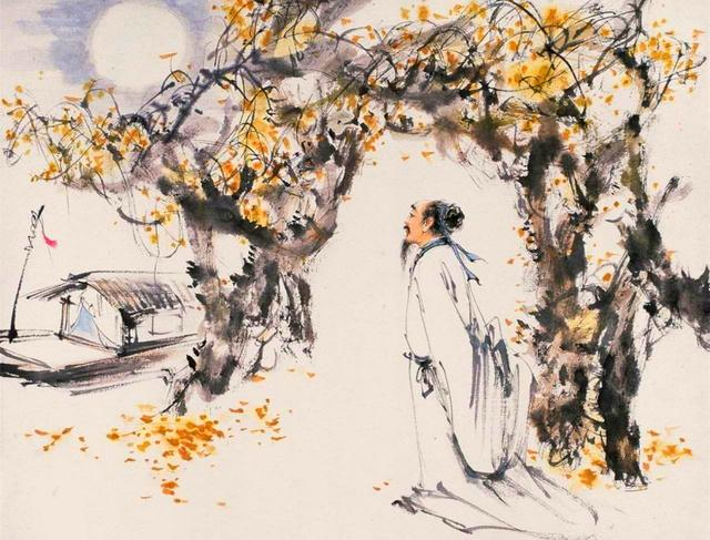感慨人生的句子,苏轼他乡遇故知,写下千古名作,后两句感慨人生,成朋友圈常用句