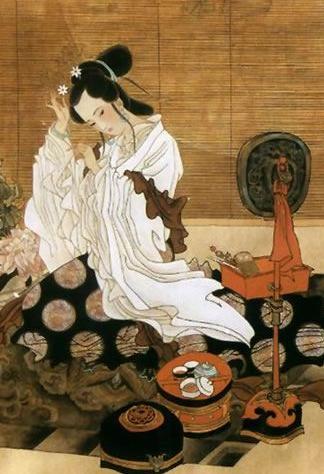 关于爱情的诗,十大中国古典爱情诗,或悲或喜爱就在这里