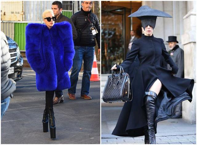Lady gaga最新造型,这个Tiffany项链亮了!据说价值5000000美金