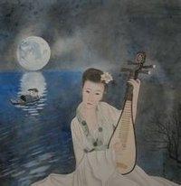 关于月亮的诗句,描写月亮的诗文佳句