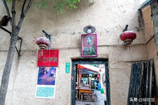 榆林美食,麻辣羊蹄:12元一只,陕北榆林名吃,袁家村逛吃第一站