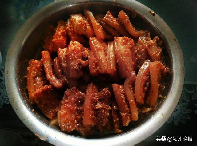 阜阳美食,阜阳六道菜,谁是真正的王者?