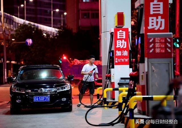 买车人一定要注意:后天性加气站石油价格减价实际操作!