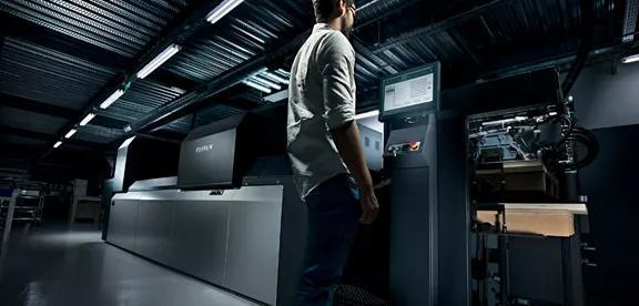 印刷机,盘点 | 2020全球彩盒数字印刷设备及热门机型