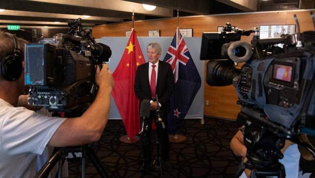 我国与澳大利亚签定中澳贸易协定升级议定书