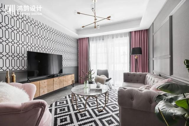 客厅装修效果图片大全,这么多种风格的客厅,我就不信没有你喜欢的