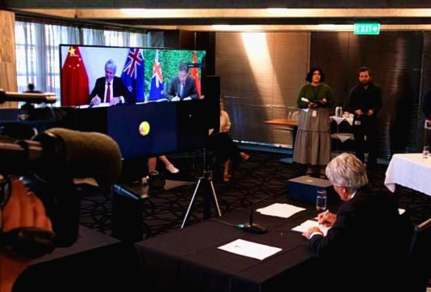 中澳贸易协定升级以后,澳大利亚层面不容易清除一切电信网经销商
