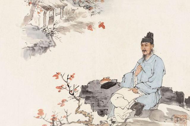 孟浩然简介,唐朝隐居诗人孟浩然:一个被官场遗弃却被诗仙加冕的人