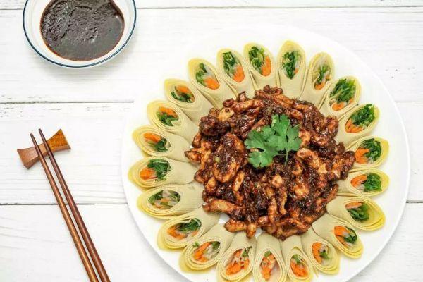 京酱肉丝的做法,京酱肉丝