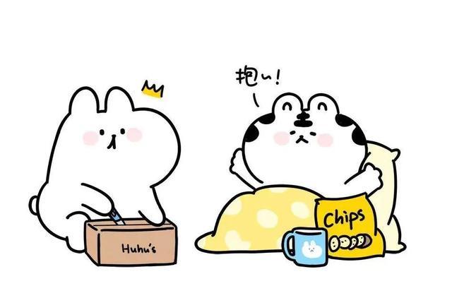 虎虎漫画,好物推荐|汪阿虎虎联名咖啡挂耳+搪瓷杯套装
