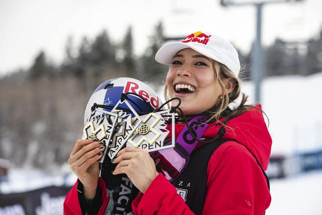 带伤出战 谷爱凌晋级自由式滑雪世锦赛坡面障碍、U型场地决赛 全球新闻风头榜 第1张