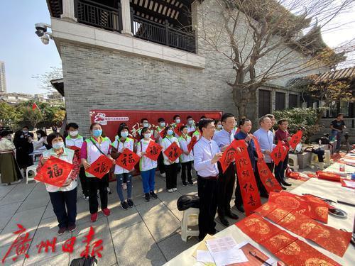 """我们的节日春节,""""我们的节日·春节""""在永庆坊:与众同乐贺新春,传统文化焕生机"""