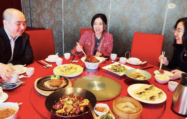 美食节,金鼎轩开美食节,端出24道植物肉新菜