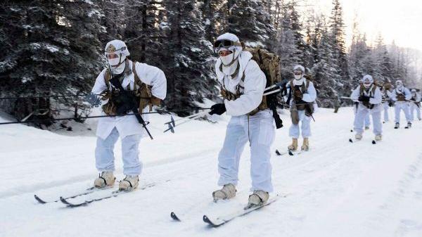 参考消息,美媒:美陆军北极新战略锋芒毕露