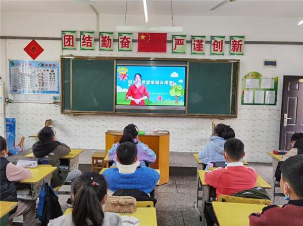 """实验小学,当阳市实验小学开展""""安全自护 心理健康""""主题活动"""