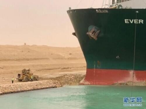 苏伊士运河阻塞让全世界供应链管理难题更为突显