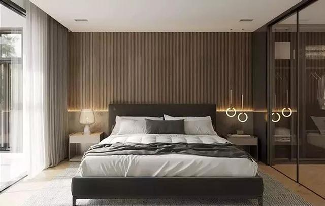 小卧室装修效果图,小卧室想不显拥挤,学学年轻人的装修,10㎡瞬间变20㎡既视感