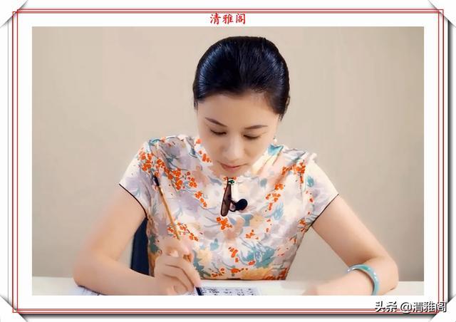 青年女书法家霍超,精品书法墨迹欣赏,网友:
