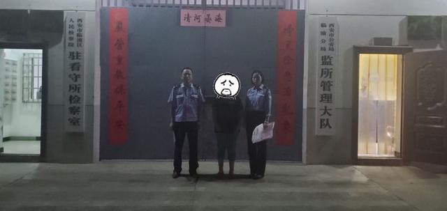 西安临潼:女子串门起歹意,盗窃终被抓