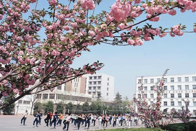 """西安学校排名,陕西西安中学榜单问世,这五所学校被选中,当地称为""""五小金刚"""""""