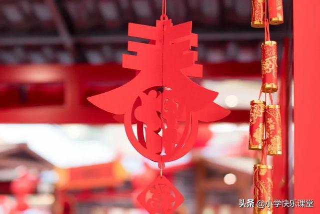 节日,小学优秀作文赏析—春节风俗作文450字,写传统节日春节的作文