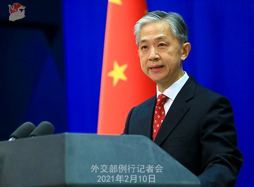 印度和中国就安理会问题举行磋商,双方是否在会上讨论印度寻求安理会常任理事国席位的问题?外交部回应 全球新闻风头榜 第1张