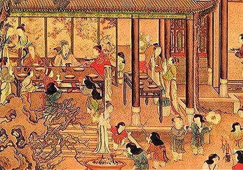 元日是什么节日,欢度春节,看古人写除夜,写元日,如何过新年