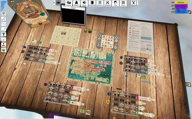 策略类网页游戏,连测3款策略桌游,《卡内基》《帕米尔和平》《冷水皇冠杯》