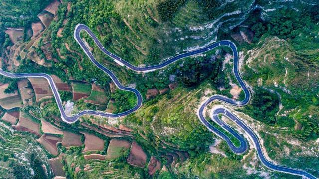 盘山风景区,私藏!在济南让老司机欲罢不能的5条盘山公路,每一条都颜值爆表!