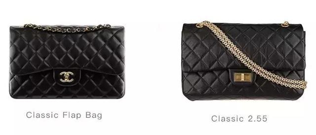 二手奢侈品包包Chanel CF如何辨别真假——