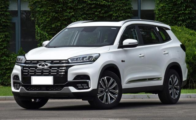 Large-space family SUV, Chery Tiggo 8. Do you know its advantages and  disadvantages?   DayDayNews
